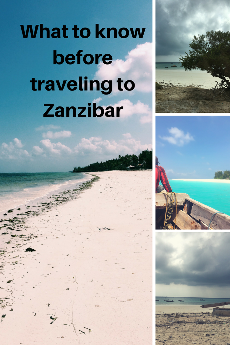 what you want to know before visiting Zanzibar