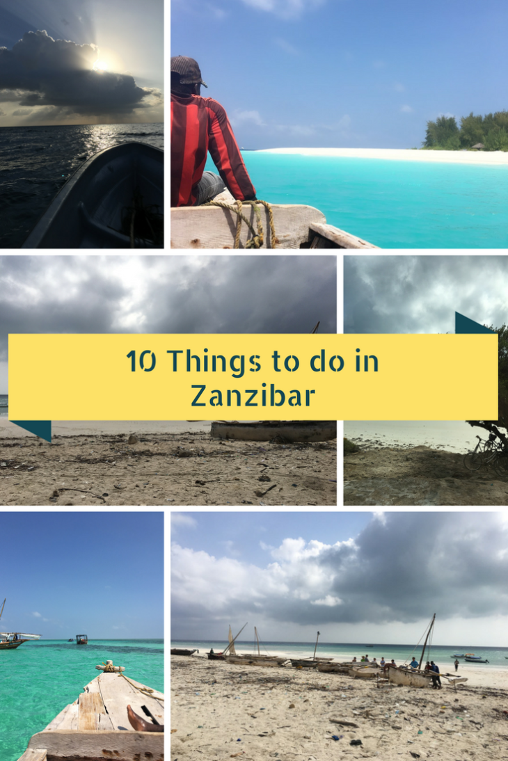 What to do in Zanzibar (1)
