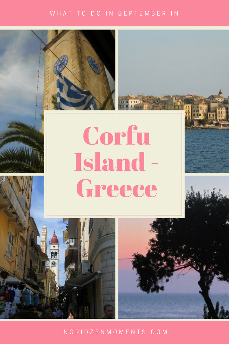 Corfu Greece Things to do