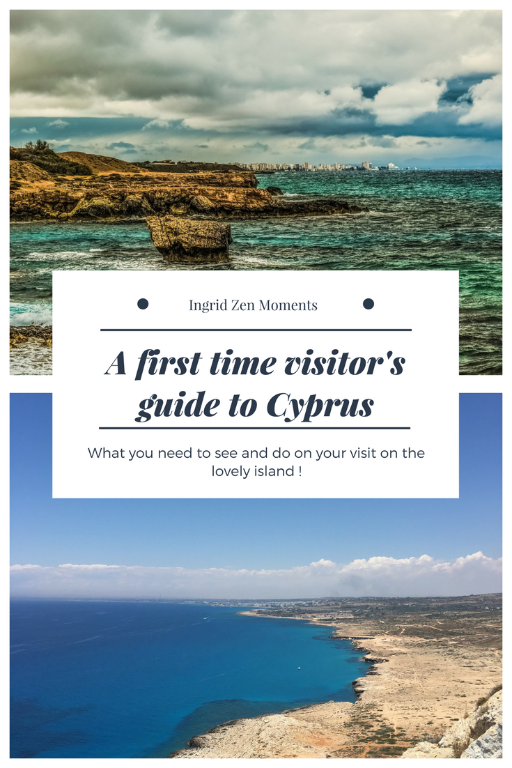 A first time visitor's guide to Cyprus