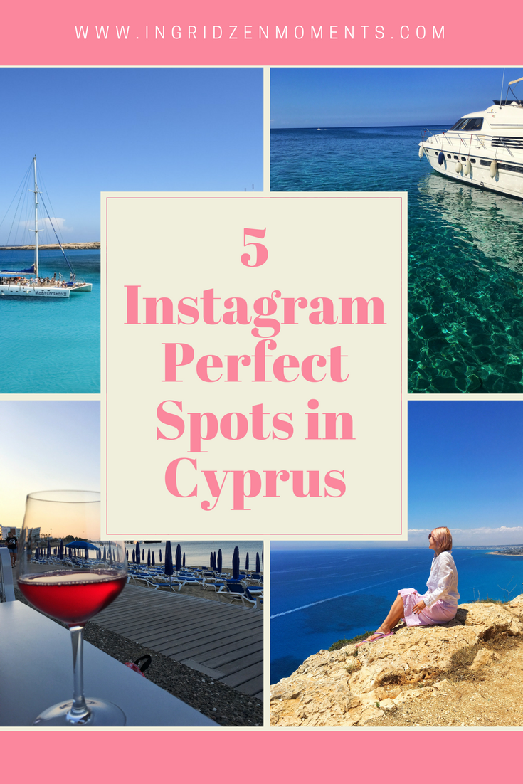 5 Instagram picture perfect spots of Cyprus