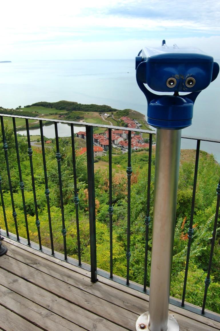 Kaliakria Resort balcon.jpg