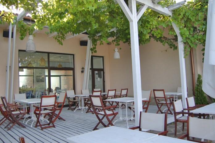 Kaliakria Resort bistro