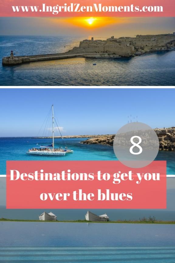 Seaside destinations