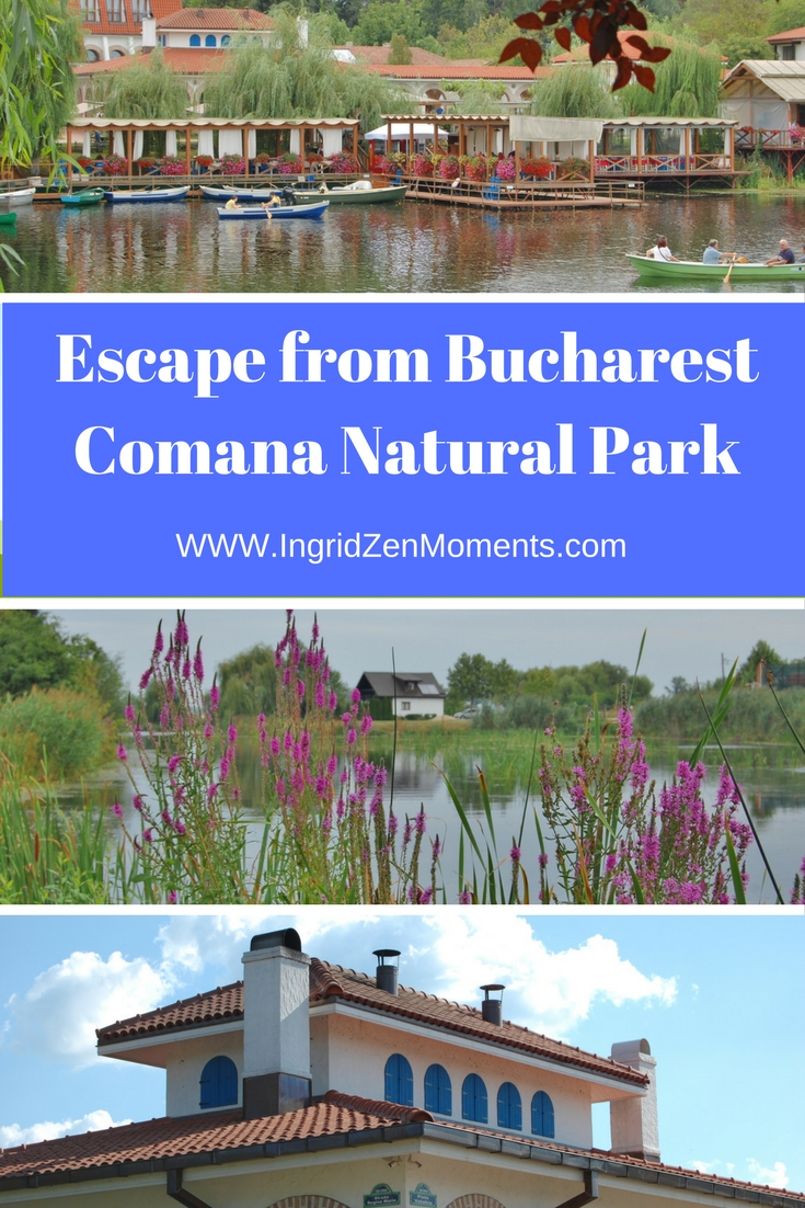 Escape from Bucharest - Comana