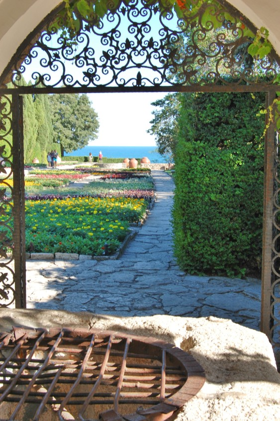 The most romantic place you did not know about - Balchik botanical gardens and palace, Bulgaria